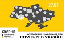 В Украине с начала пандемии умерли 1 616 человек, инфицированных коронавирусом