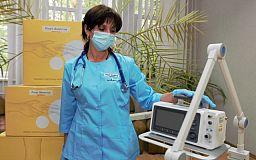 Шесть аппаратов ИВЛ получили больницы Кривого Рога от Фонда Рината Ахметова