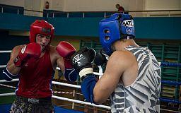 Криворожане стали призерами чемпионата Украины по «боксу восьмируких»