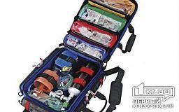 Из авто скорой помощи в Кривом Роге украли рюкзак с аппаратурой