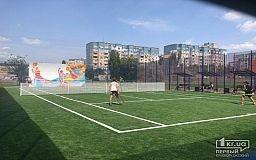 Криворожанин зарегистрировал петицию с просьбой построить современные теннисные корты для спортсменов города