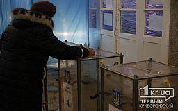 Все избирательные участки в Кривом Роге закончили работу без нарушений, — полиция