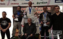 Армлифтер из Кривого Рога завоевал медали и поставил рекорд на Кубке Украины