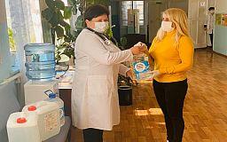 «Криворожский фонд будущего» выступил координатором проектов по развитию медицины в громадах