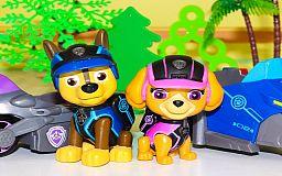 Щенячий патруль: оригинальные игрушки и веселые приключения