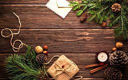 Как упаковать новогодние подарки
