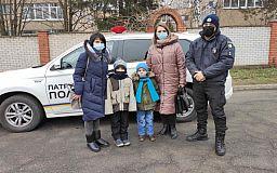 Двоих детей, оказавшихся в сложной жизненной ситуации, забрали из семьи