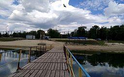 Перед началом пляжного сезона из водоемов Кривого Рога взяли пробы воды