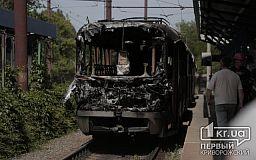ЧП на скоростном трамвае криворожские полицейские считают нарушением требований пожарной безопасности