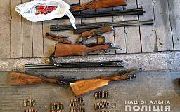 Криворожанин сдал полиции боеприпасы, найденные в своем гараже