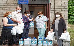 «Криворізька фундація майбутнього» продовжує забезпечувати громади захисними масками