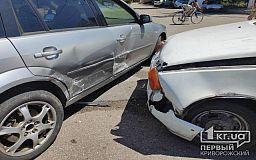 В центре Кривого Рога в ДТП попали Lada и Ford