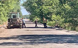 ІнГЗК ремонтує дороги у Широківському районі