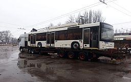 Новые троллейбусы в Кривом Роге поедут по новому маршруту