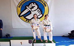 Криворожане стали призерами областного чемпионата по рукопашному бою