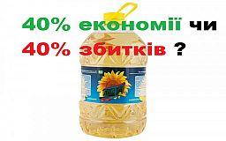 Центрально-Городской и Терновской отделы образования в Кривом Роге закупили масло на 40% дороже чем Долгинцевский