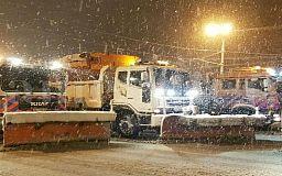 В Днепропетровской области основные дороги расчищены от снега, - заявление