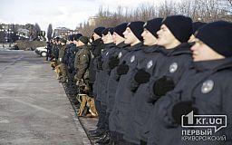 В Кривом Роге 43 военнослужащих получили сертификаты об окончании восьмидневного курса обучения