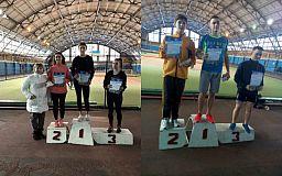 Криворожские легкоатлеты завоевали медали на чемпионате Днепропетровской области