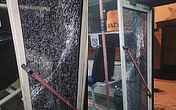 Полицейские продолжают расследовать факт обстрела нескольких троллейбусов в Кривом Роге