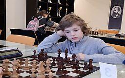 Юные криворожские шахматисты боролись за победу на городском турнире