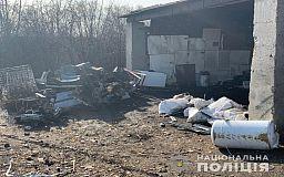 Более 4 тонн металлолома изъяли правоохранители в незаконных пунктах приема