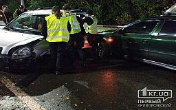 В Кривом Роге ищут свидетелей вечернего ДТП, которое случилось в октябре