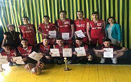 Стали известны результаты криворожских соревнований по баскетболу среди молодежи