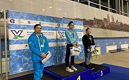 Криворожский пловец стал мастером спорта Украины