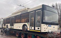 В Кривой Рог привезут ещё 6 новых троллейбусов