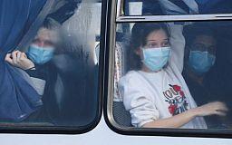 Криворожане, эвакуированные из эпицентра распространения коронавируса, здоровы, - МОЗ