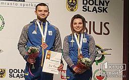 Спортсменка из Кривого Рога завоевала еще одну медаль на чемпионате Европы по стрельбе