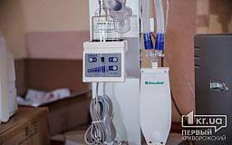 53 пациента инфекционной больницы в Кривом Роге в тяжелом состоянии
