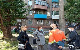 В квартире криворожанки измеряли уровень шума во время работы горно-обогатительного комплекса АМКР