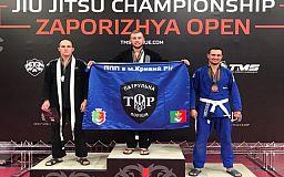 Криворожский ТОРовец победил на турнире по бразильскому джиу-джитсу