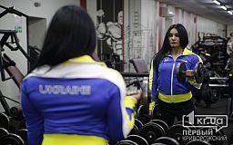Криворожанка стала трехкратной чемпионкой Украины по бодибилдингу
