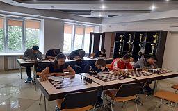 В Кривом Роге состоялся турнир по шахматам среди молодежи