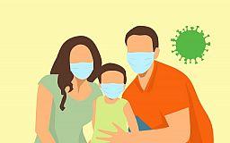 У 312 пациентов больниц Днепропетровской области за сутки подтвердили коронавирус