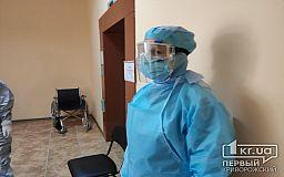 Эпидситуация в Кривом Роге: 36 новых пациентов с коронавирусом и 25 выздоровевших