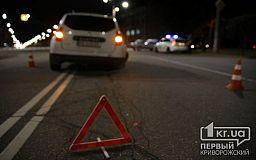 В Кривом Роге ВАЗ сбил пешехода