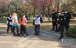 Криворожане вызвали полицию из-за 5 вопросов президента Зеленского во время выборов