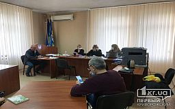 В теризбиркоме Криворожского района начали принимать протоколы с результатами голосования