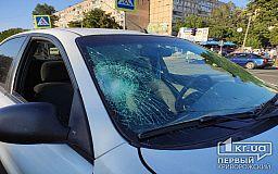 ДТП в Кривом Роге: легковушка сбила человека на переходе