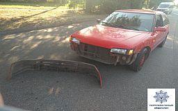 В Кривом Роге столкнулись два легковых авто