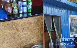 Более 80 литров алкоголя сомнительного происхождения изъяли полицейские из криворожского магазина