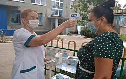 Детские сады Металлургического района Кривого Рога обеспечены необходимыми средствами защиты и дезинфекции