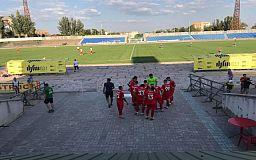 Криворожский «Горняк» сыграл вничью с херсонским «Кристаллом» на выездном матче