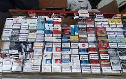 В июле у криворожских торговцев на стихийных рынках изымали сигареты
