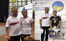 Двое криворожских спортсменок завоевали медали на чемпионате Украины по вольной борьбе