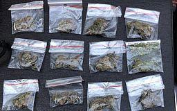 В Кривом Роге 19-летнего парня подозревают в продаже наркотиков